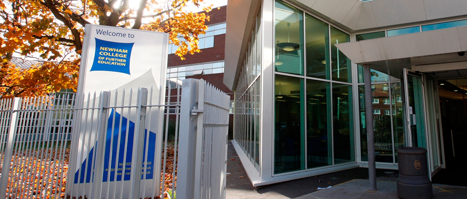 Fire Door Refurbishment and Replacement at Newham College of Further Education